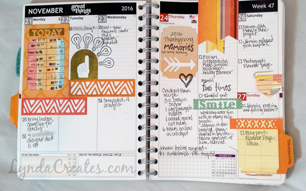 sizzix_instax_planner_page