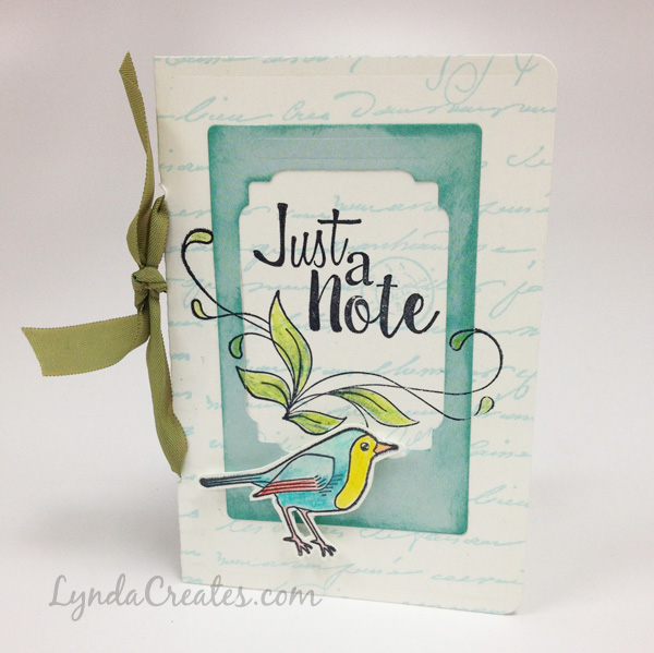 sizzix_just_a_note_card