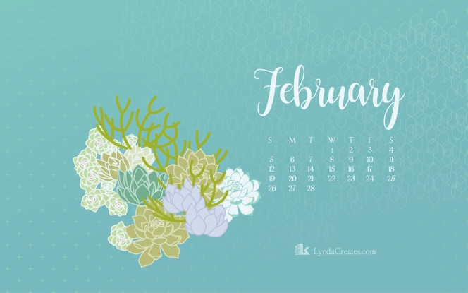 Lynda Kanase free desktop Calendar