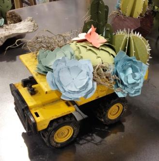 sizzix_succulent_toy_truck