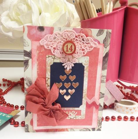 Sizzix Lynda Kanase Valentine