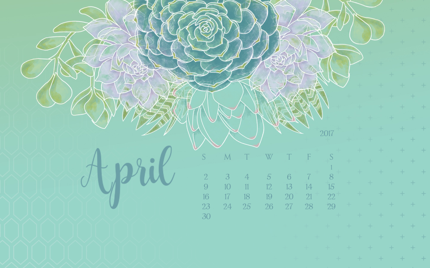 April Calendar Screensaver : Free april desktop calendar screensaver lyndacreates