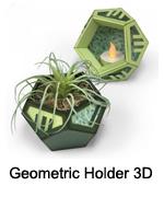 661930_Geometric_Holder_3D