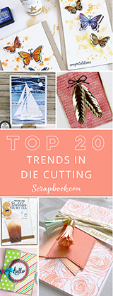 Die cut trends