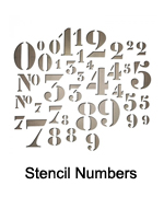 661187_Stencil numbers