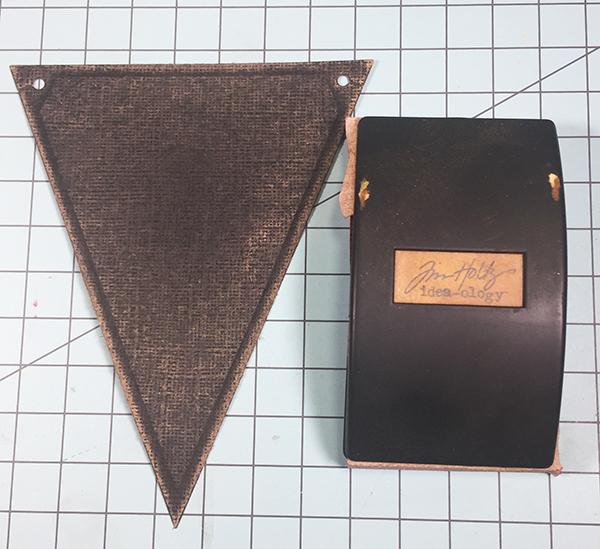 Tim Holtz Sanding tool