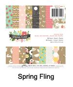 Spring Fling paper