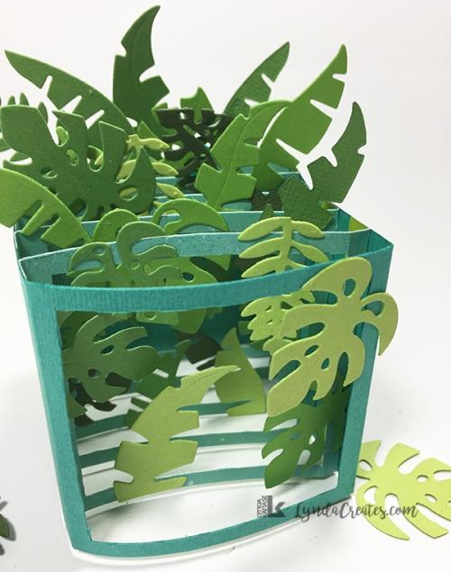 detail leaves